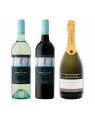 TRADITIONAL CHRISTMAS TABLE GIFTPACK (3 bottles)