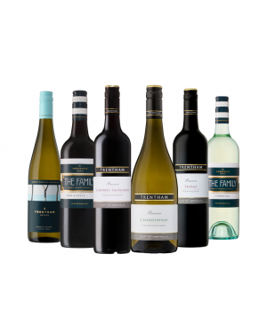 HALLIDAY'S TOP VARIETALS PACK (6 bottles)